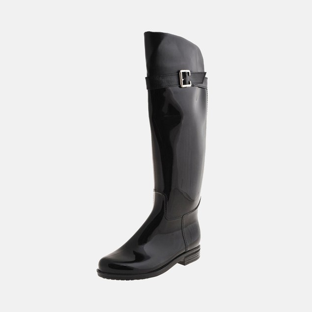 Henry Ferrera Women's Rain Boots - Black