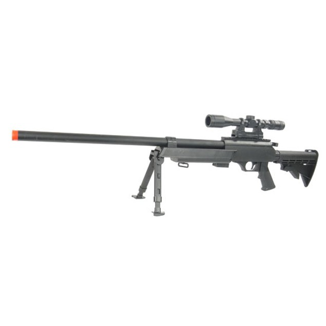 SD98 Style 2011C FPS-300 Spring Airsoft Sniper Rifle