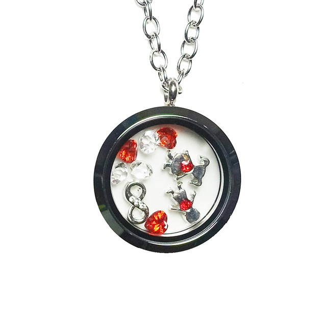 Together Forever Magnetic Locket