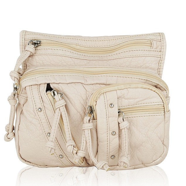 MKF Collection Travelocity Crossbody Shoulder Bag by Mia K