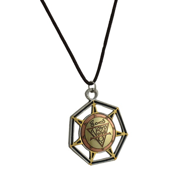 Phorlakh, Angel Of Earth Medieval Magick Talisman Womens Pendant Necklaces