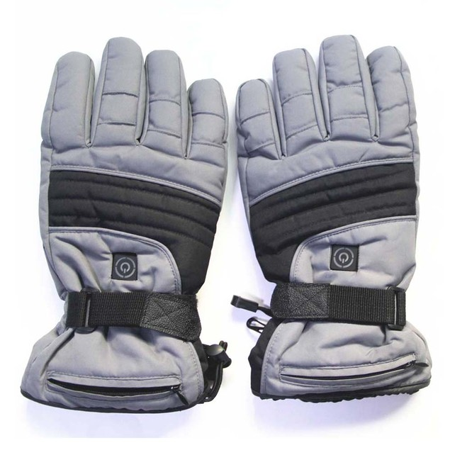 iPM Winter Warm Outdoor Heated Gloves with 3 Levels