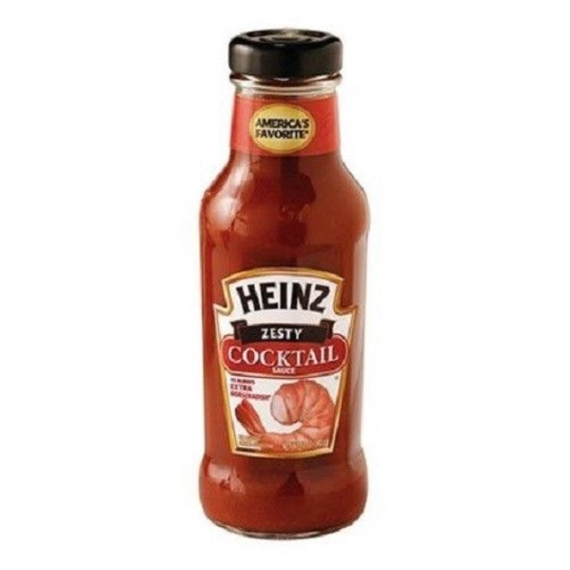 Heinz Zesty Cocktail Sauce 12 oz Bottle