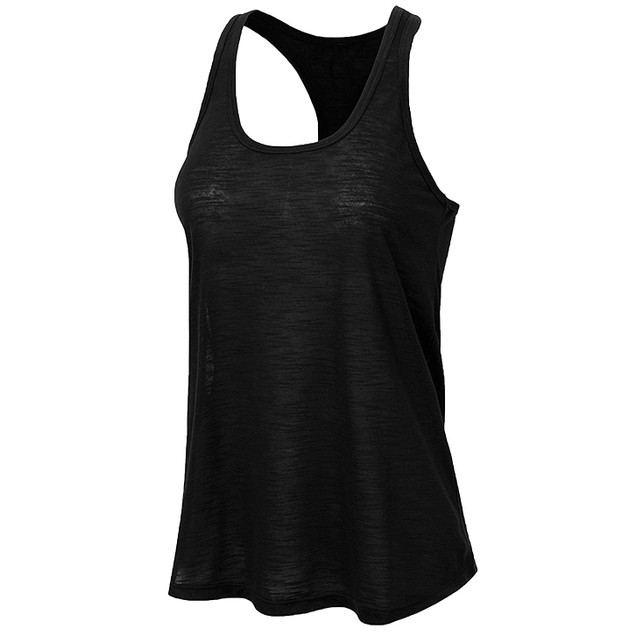 5-Pack Women's Burnout Racer Back Active Tank Tops (S-2X)