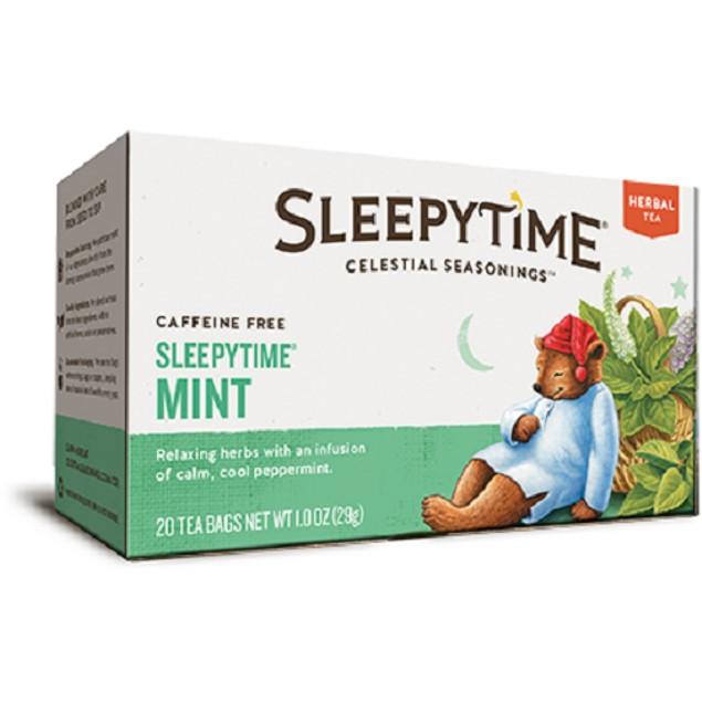 Celestial Seasonings Sleepytime Mint Tea