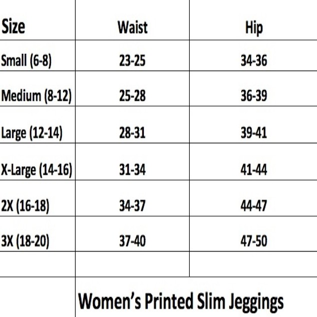 Women's Printed Slim Leggings