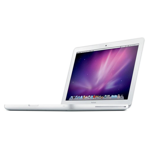 Apple MacBook MC516LL/A (2GB RAM, 250GB HDD) - Grade B