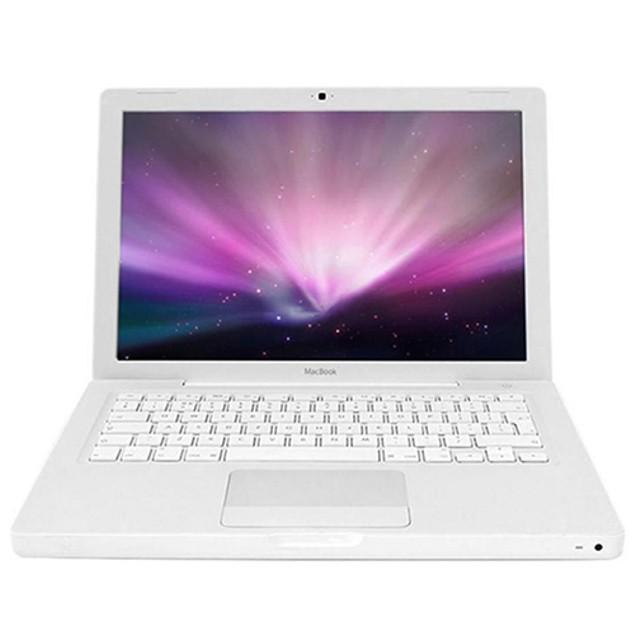 """Apple 13.3"""" MacBook MB881LL/A, Intel Core 2 Duo, 4GB RAM, 120GB HDD"""