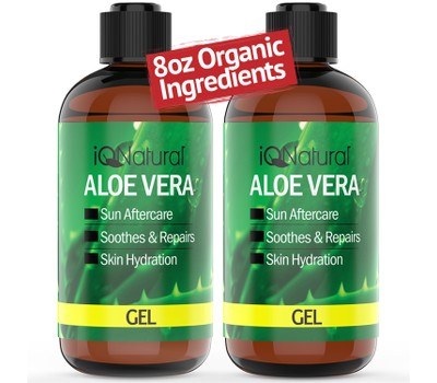 Organic Aloe Vera Gel - Made in USA Was: $69.99 Now: $15.99.