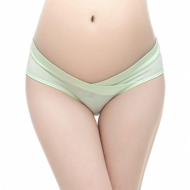 4-Pack Women's Maternity Low-Waist Panties