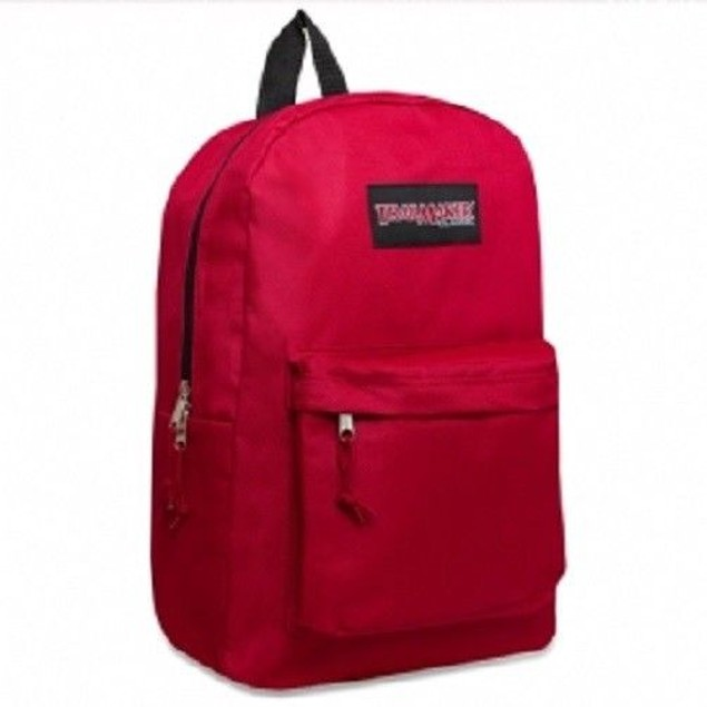 Red Trailmaker Classic 17' Backpack