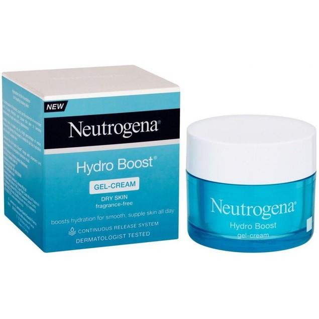 Neutrogena Hydro Boost Gel-Cream w/ Hyaluronic Hydrating Facial Moisturizer