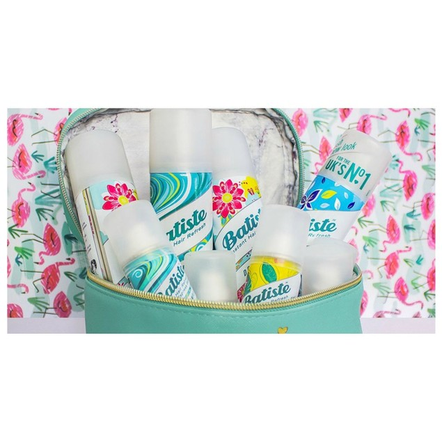 6-Pack Batiste Dry Shampoo