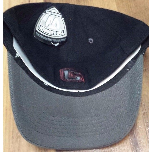 """Colgate Raiders NCAA TOW """"Idol"""" Stretch Fitted Hat New"""