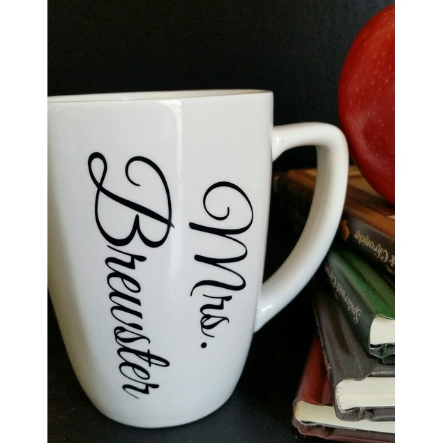 Personalized Best Part of Teaching Mug