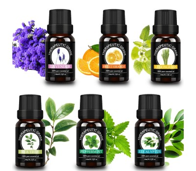 Waloo Pure Essential Oils (6-Pack) Was: $79.99 Now: $14.99.