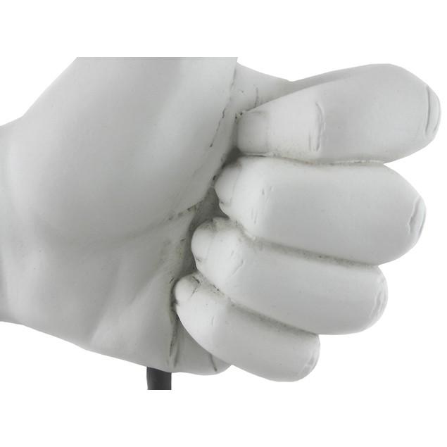 Vitruvian Collection Thumbs Up! Sculpture Art Statues