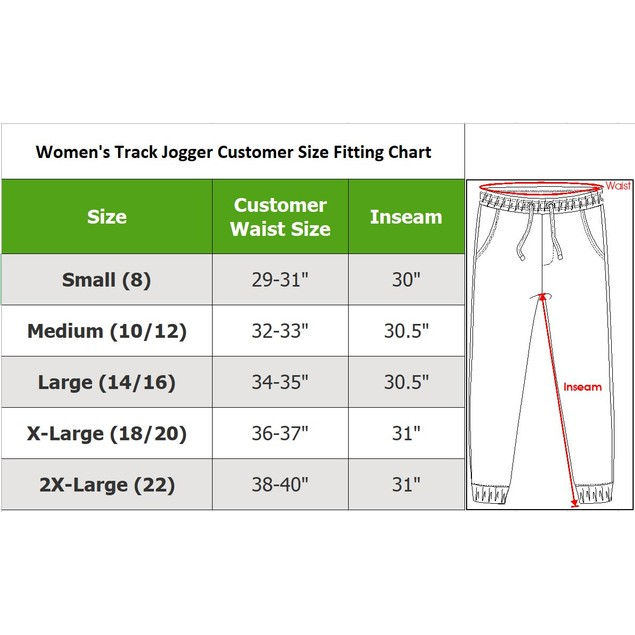 Moisture Wicking Joggers w/ Zipper Pockets