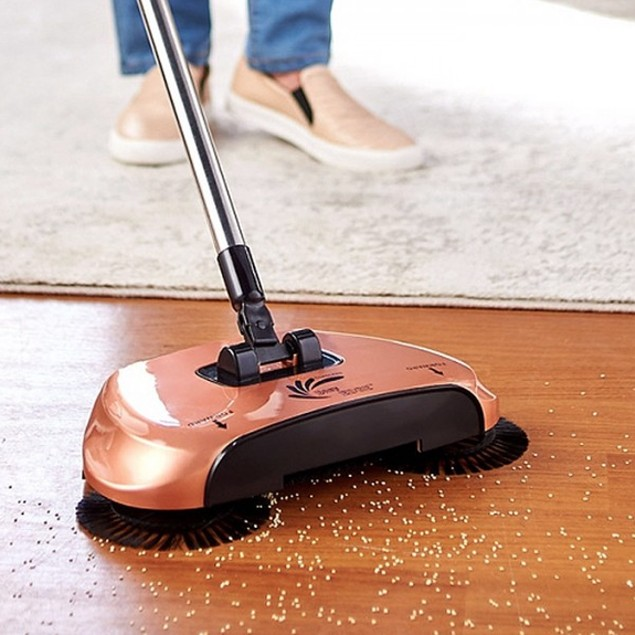 EasyEdge Lightweight Hard Floor Swivel Sweeper