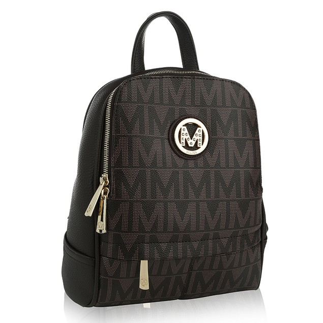 MKF Collection Daliza M Signature Trendy Backpack by Mia K.