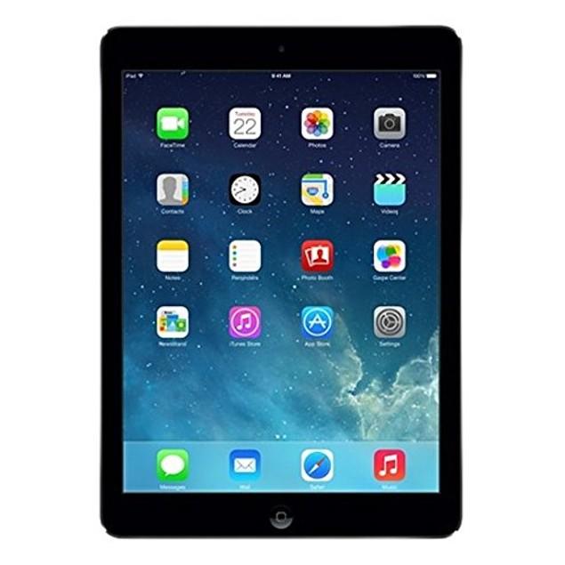 Apple iPad Air MD785LL/B (16GB, WiFi, Black) - Grade B