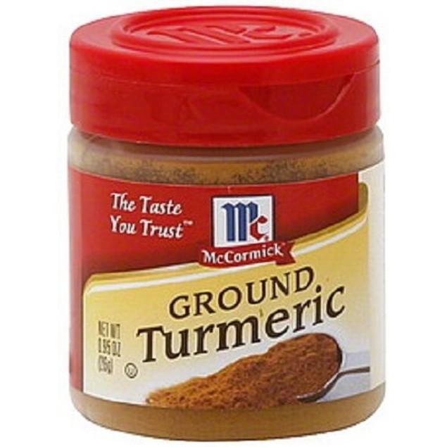 McCormick Ground Turmeric
