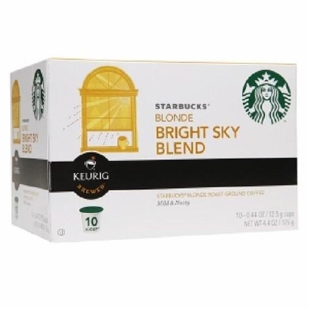 Starbucks Blonde Bright Sky Blend Keurig K-Cups