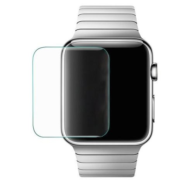 iPM Tempered Glass 9H Premium Screen Protector for Apple Watch