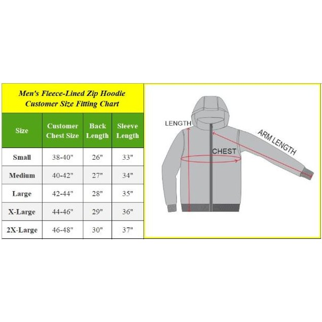 2-Pack Men's Slim-Fit Fleece-Lined Pullover Hoodie