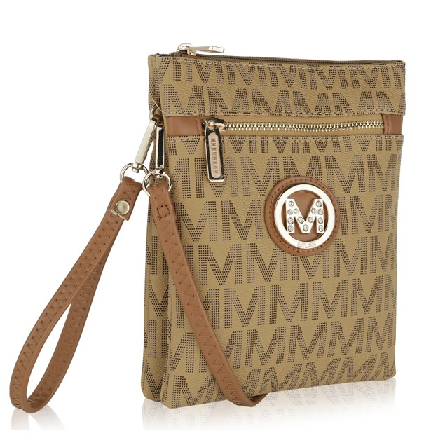 MKF Collection Fulton M Signature Cross-body by Mia K Farrow