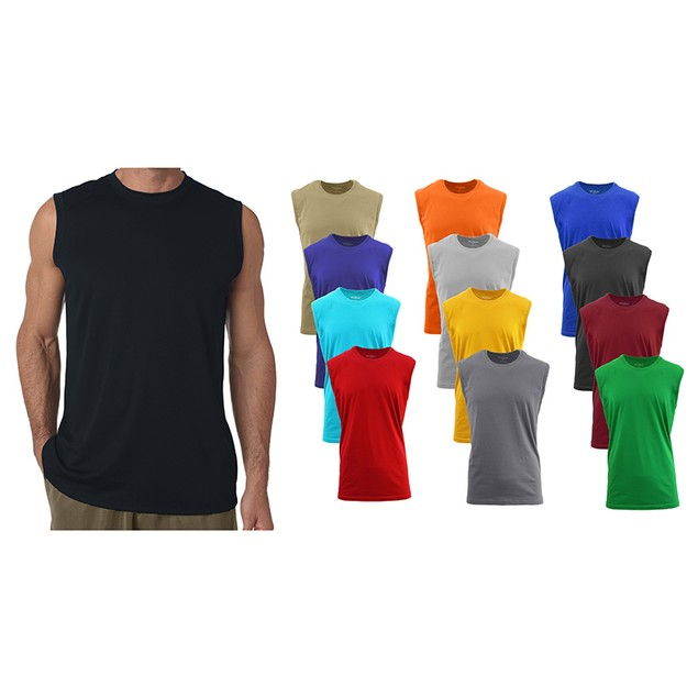 3-Pack Men's Muscle Tank Mystery Deal