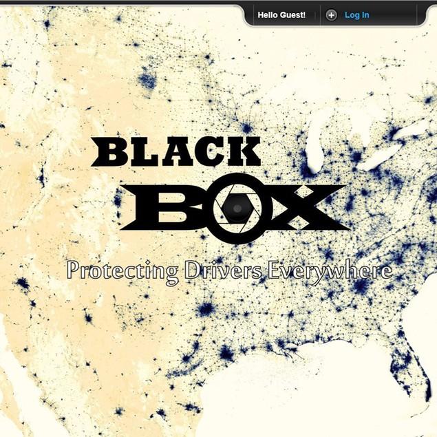 Black Box 1080p HD Dash Camera with 16GB SD Card
