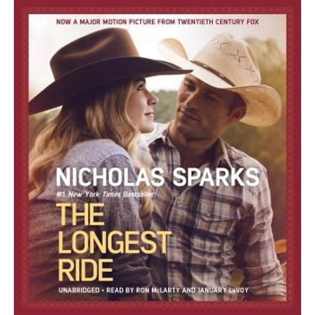 The Longest Ride (A Nicholas Sparks Audiobook)