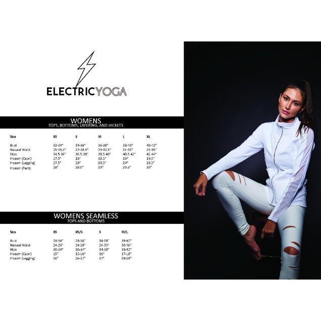 Electric Yoga Star Legging and Bra Set- 2 Styles