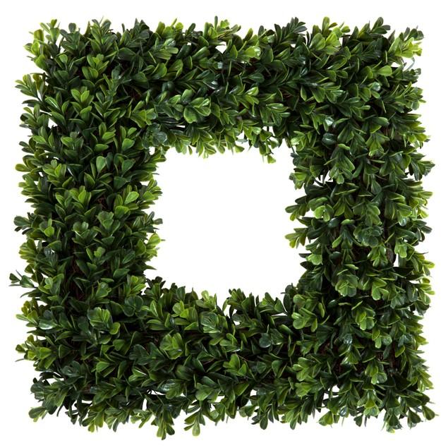 Pure Garden Grass Wreath