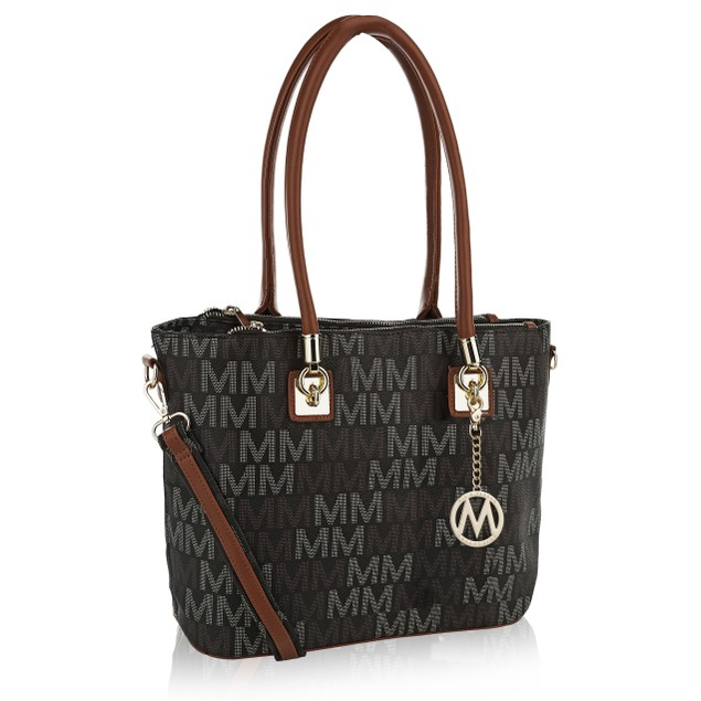 MKF Collection Vanessa M Signature Tote by Mia K. Farrow