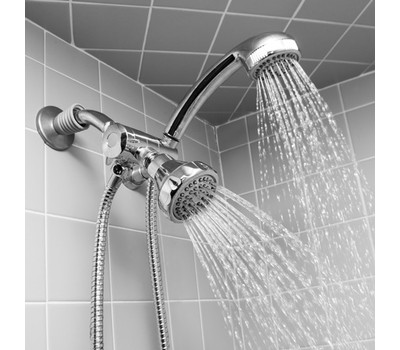 5-Function Dual Shower Head and Massager Set Was: $69.99 Now: $22.49.