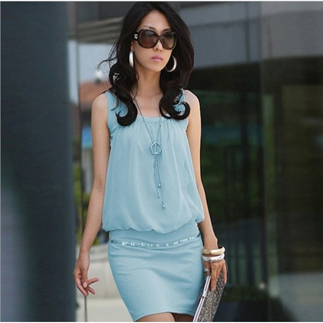 Fashion Tunic Dress - Assorted Colors