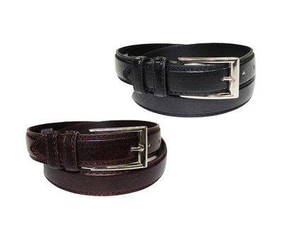 2-Pack Men's Genuine Leather Belts Was: $50 Now: $12.99.