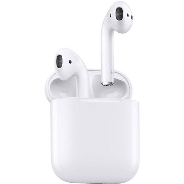 Apple Airpods MMEF2AM/A with Charging Case (1st Generationl) - Grade B