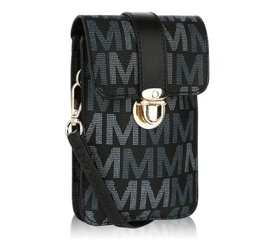 MKF Collection Lulu M Signature Phone Wallet by Mia K Was: $79 Now: $17.49