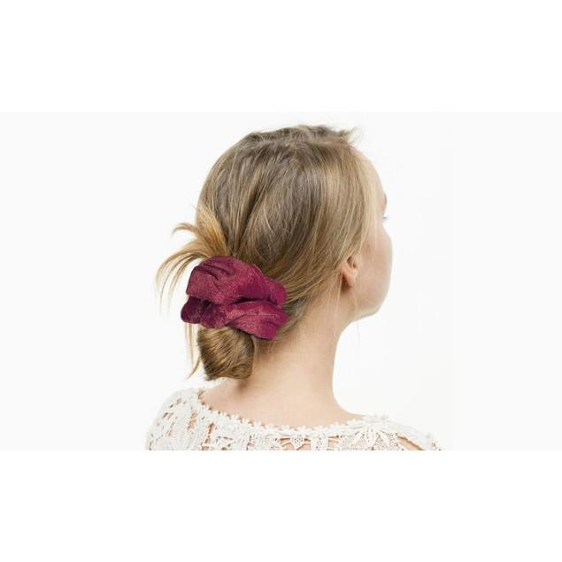20-Pack Premium Velvet Elastic Hair Scrunchies