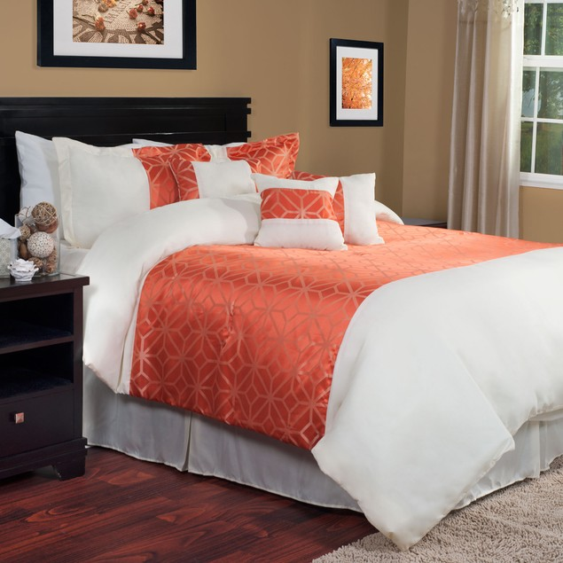 Lavish Home 7 Piece Comforter Set