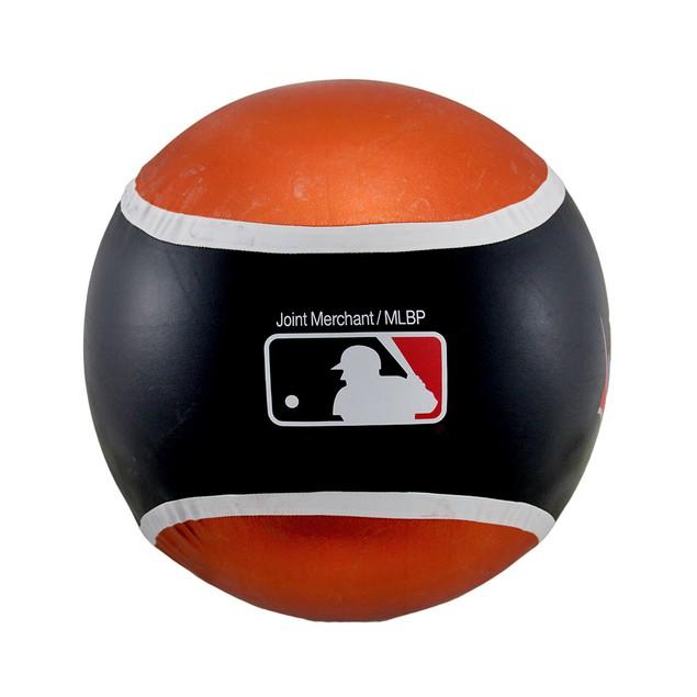 14 Inch Diameter Yall Ball Miami Marlins Toy Balls