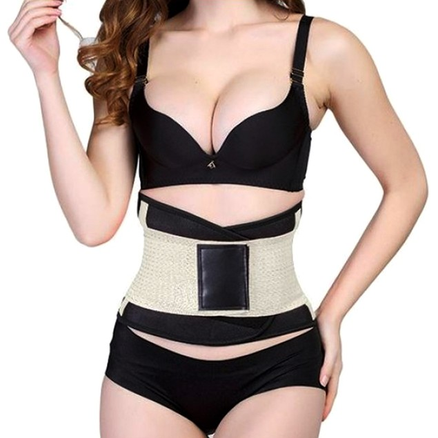 Women's Shaping Double Compression Waist Belt