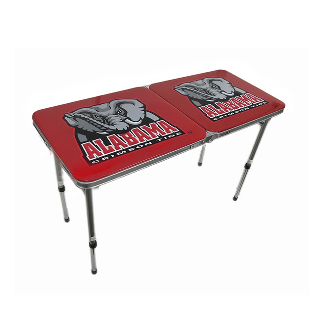 University Of Alabama Crimson Tide Folding Fan Shop Tailgating Tables