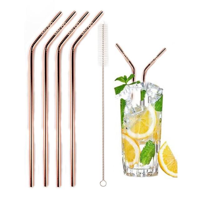 Stainless Steel Drinking Straws