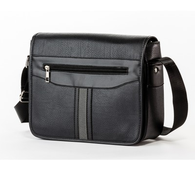 MKF Collection Craig Men's Messenger Crossbody Bag by Mia K. Was: $169 Now: $32.99.