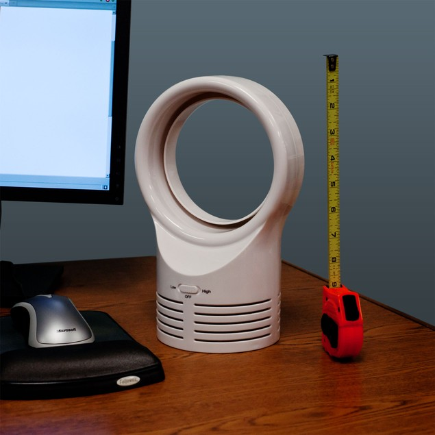 11 Inch USB-Powered  Bladeless Cooling Fan
