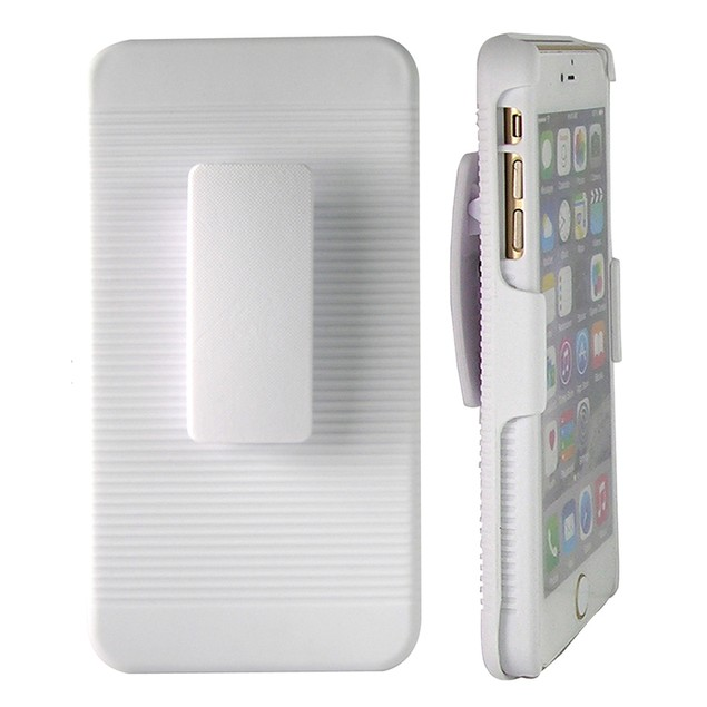 Slim Holster Shell Case for iPhone 6 Plus